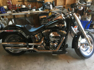 2016 Harley Davidson Fat Boy w/alarm & Safety  **ONLY $20,500**