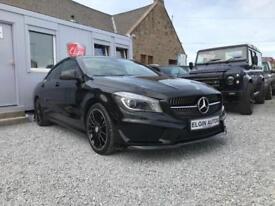 2014 (64) Mercedes-Benz CLA 220 AMG Sport 2.1 CDI Tip Auto ( 170 bhp )