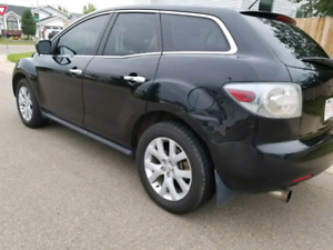 2007 Mazda Cx-7 leather seats with Navigation