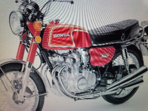 wanted cb350 four Honda motorcycle