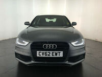 2012 62 AUDI A4 S LINE BLACK EDITION TDI DIESEL SERVICE HISTORY FINANCE PX