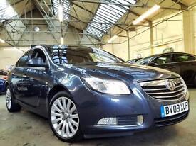 2009 Vauxhall Insignia 2.0 CDTi ecoFLEX 16v Elite 5dr