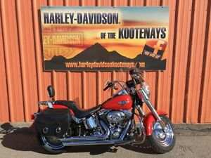 2011 Harley-Davidson FLSTF - Softail Fat Boy