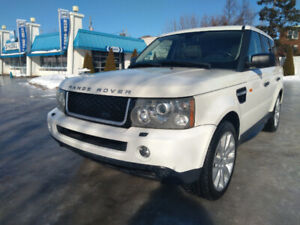 Range Rover Sport Supercharged*DVD*CONDITION A1+++