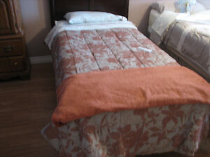 Twin Adjustable Automatic Bed Stratford