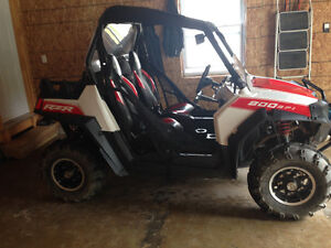 2012 Polaris RZR 800 for 9500$