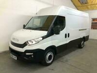 2018 Iveco Daily 35S14 V MWB PANEL VAN AUTOMATIC