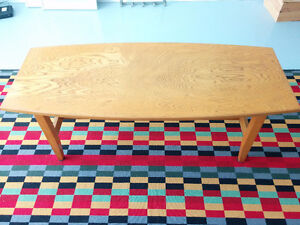 MOVING SALE - Mid-century Modern Coffee Table - like new