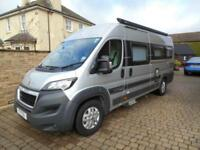 Swift 2015 Autocruise Forte four berth low mileage Campervan for sale
