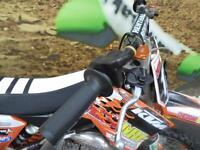 KTM SX 65 Motocross bike Clean example