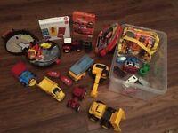 Large box of toys - BARGAIN