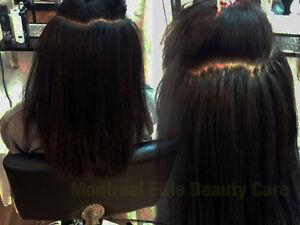 excellent indian remy hair extensions- black brown blond