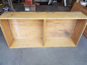 Wood Shelving Unit for Garage (OBO) or Basement Storage