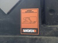 Worx WX820BS Belt Sander