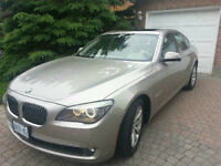 2010 BMW 7-Series 750i xDrive Sedan