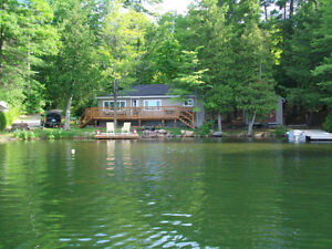 3 bedroom cottage with bunkie in Havelock,Ontario