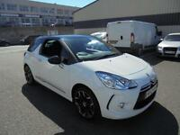 2012 Citroen DS3 1.6e-HDi ( 90bhp ) Airdream DStyle Plus Finance Available