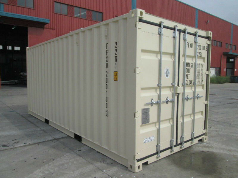 20' - 40' SEA STORAGE / SHIPPING CONTAINERS FOR SALE ...