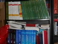 Selling Tons of Books, Law and Nursing ...