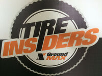 "WINTER TIRES from Groundmax- ""We've Got Insider Pricing"""