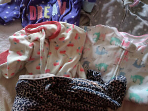 Baby Girl Clothes 3 months to 12 months.