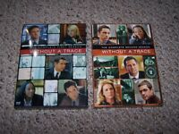 Without a Trace - Seasons 1 and 2