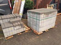 Fibolite 3.5N building blocks concrete