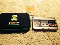 DSi, 3DS XL NES LImited edition sets + games!!!!