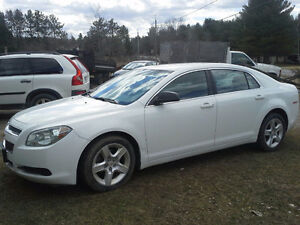 2012 Chevrolet Malibu chrome Sedan