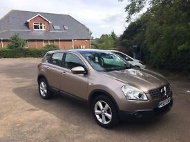2007 nissan qashqai tekna. Top of the range,possibly swap for an a4 s line