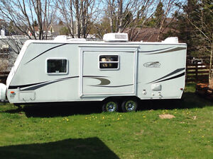 24 foot Trail Sport travel trailer