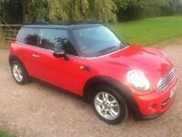 2010 60 Mini Mini 1.6 ( Pepper ) Cooper