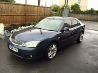 Ford Mondeo Zetec S 2004 Remapped TDCI