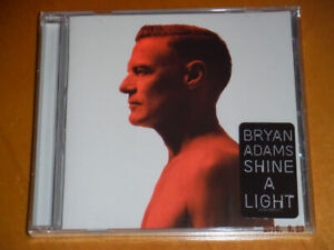 BRYAN ADAMS (NEVER OPENED !) LATEST MUSIC C.D. FOR SALE !!!