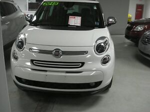 2015 Fiat 500 LOUNGE SUV, Crossover