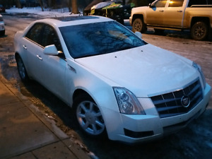 Cadillac CTS-4 all wheel drive
