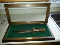 John Wayne Collectible Bowie Knife
