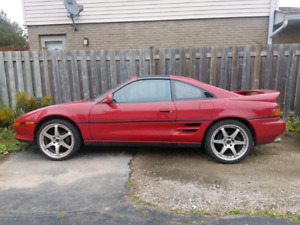 1991 MR2 Turbo. Canadian. 108k. Clean title. Stock