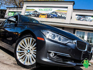 '13 BMW 328i X-Drive+Sport+Roof+Off-Lease+MINT! Only $135/Pmts!