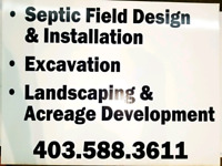 Septic Field Design and Installation
