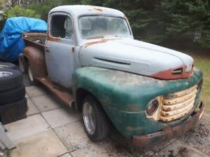 ***REDUCED***  49 FORD PICK-UP