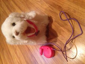 My FurReal Friend Walkin' Pup