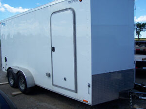 Covered Trailer