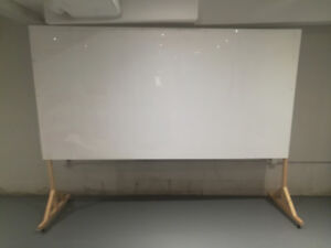 Large white board - great for the creative in you!