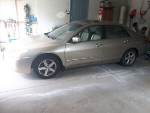 2004 Honda Accord Sedan - UEX