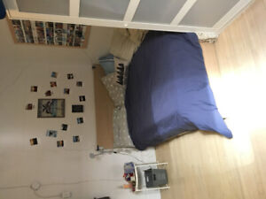 Bedroom for rent June-July-August next to Concordia