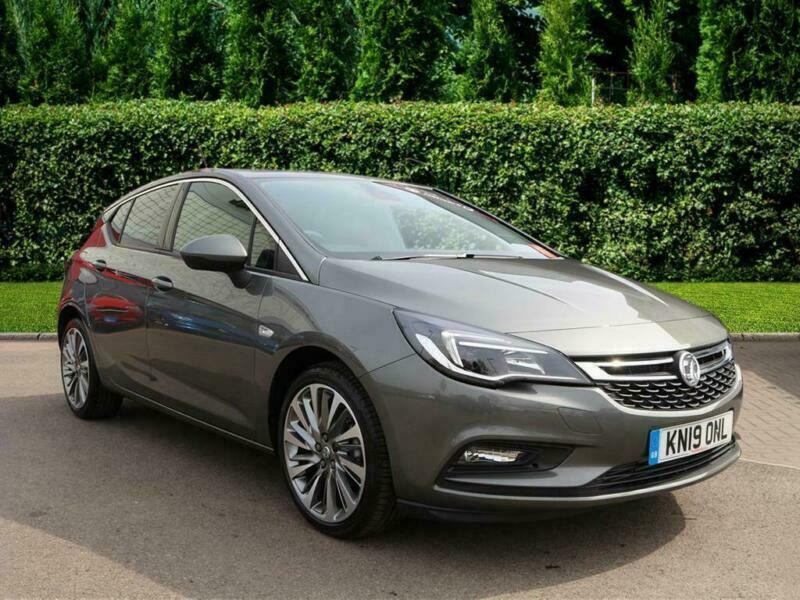 2019 Vauxhall Astra 5dr 1 4t 150ps Griffin Petrol grey Manual | in Milton  Keynes, Buckinghamshire | Gumtree