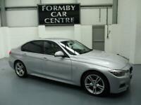 2013 BMW 3 Series 2.0 320d M Sport (s/s) 4dr Saloon Diesel Automatic