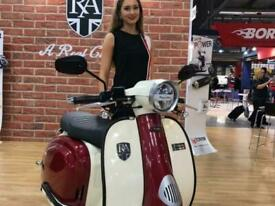 New Royal Alloy TG 300 S 2020 Scooter