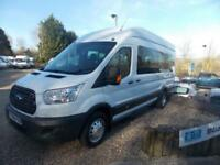 Ford Transit 155ps,17 seat Trend,high spec